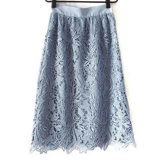アドーア(ADORE)のアドーア ロングスカート サイズ38 M -(ロングスカート)