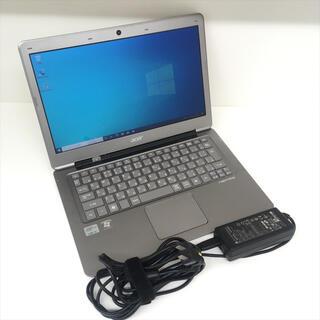 エイサー(Acer)の新品SSD240GB acer AspireS3-951 i5 4GB(ノートPC)