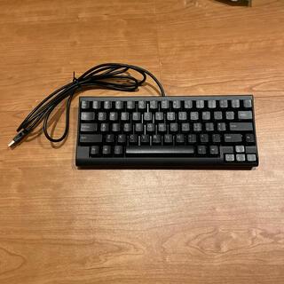 フジツウ(富士通)の美品 PFU Happy Hacking Keyboard Lite2 英語配列(PC周辺機器)