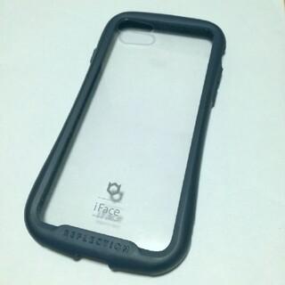ハイミー(HIMMY)のiFaceリフレクションネイビー iPhone7iPhone8iPhoneSE2(iPhoneケース)