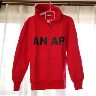 アナップ(ANAP)のANAPジップパーカー トレーナー(パーカー)