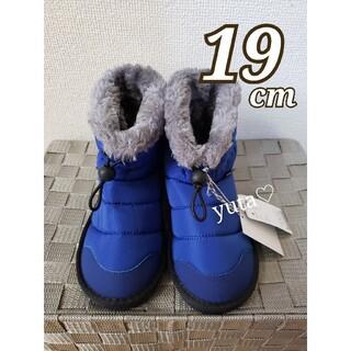 エフオーキッズ(F.O.KIDS)の新品 F.o.kids BREEZE 中綿ボアブーツ 19cm(ブーツ)