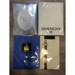 クリスチャンディオール(Christian Dior)のLANVIN, Christian Dior, GIVENCHY 他 パンスト(タイツ/ストッキング)