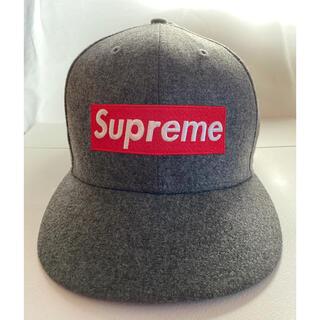 シュプリーム(Supreme)の SUPREME Loro piana box logo new era cap(キャップ)