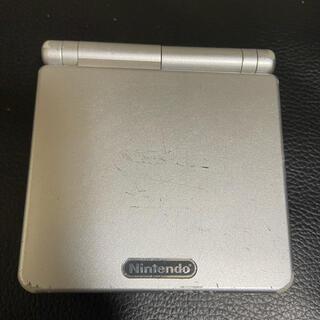 ゲームボーイアドバンス(ゲームボーイアドバンス)の任天堂ゲームボーイアドバンスSP(携帯用ゲーム機本体)