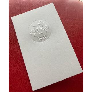 エルメス(Hermes)のHERMES 紙カードケース 領収書入れ(その他)