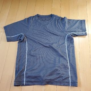 シャルレ(シャルレ)のシャルレスポーツ JE030  154センチ~ グレー(Tシャツ(半袖/袖なし))