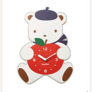 ファミリア(familiar)のファミリア 壁掛け時計(掛時計/柱時計)