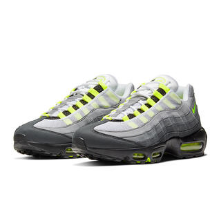 ナイキ(NIKE)のNIKE AIR MAX 95 OG NEON YELLOW 25cm ナイキ(スニーカー)