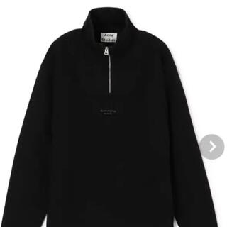アクネ(ACNE)のAcne Studios half zip sweater(ニット/セーター)