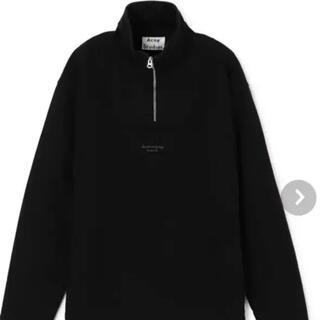 マルタンマルジェラ(Maison Martin Margiela)のAcne Studios half zip sweater(ニット/セーター)