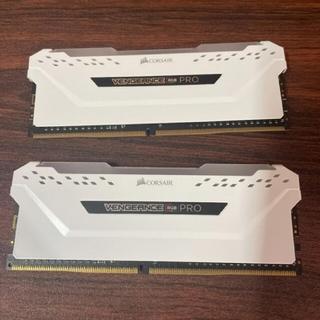 Corsair VENGEANCE RGB PRO 16GB DDR4 2666(PCパーツ)