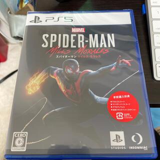 マーベル(MARVEL)のMarvel's Spider-Man: Miles Morales PS5(家庭用ゲームソフト)