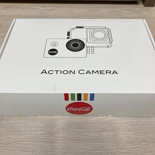 コカコーラ(コカ・コーラ)のアクションカメラ(その他)
