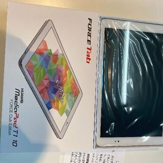 ファーウェイ(HUAWEI)の新品 HUAWEI media pad T1 10(タブレット)