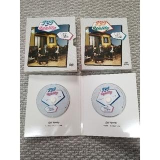 ジェイワイジェイ(JYJ)のJYJ REALITY DVD(ミュージック)
