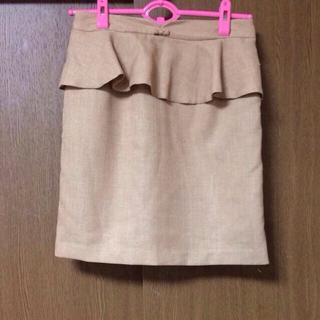 プーラフリーム(pour la frime)のマリモ❤️様3月5日までお取り置き(ひざ丈スカート)