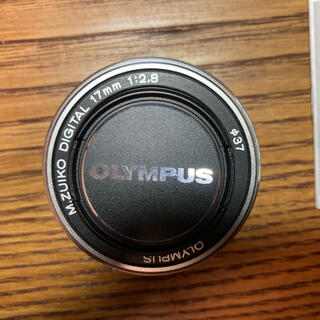 OLYMPUS - m.zuiko digital 17mm f2.8