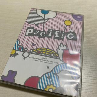 ニュース(NEWS)のNEWS CONCERT TOUR pacific 2007 2008-THE (ミュージック)
