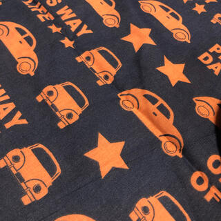 西松屋 - 子供用 掛け布団カバー 枕カバー 車柄
