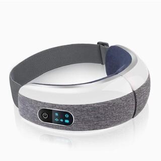 専用  アイマッサージャー グラフェン空気圧マッサージ Bluetooth音楽(マッサージ機)
