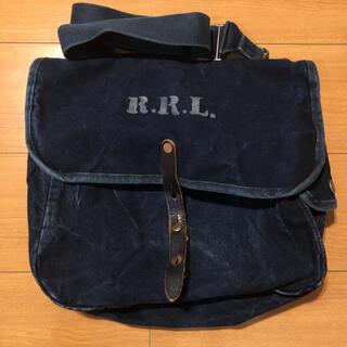 ダブルアールエル(RRL)のRRL ミリタリーバック(トートバッグ)
