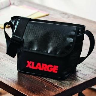 XLARGE - smart付録🎩XLARGE ターポリン風ショルダーバッグ