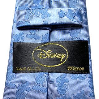 ディズニー(Disney)のDisney ディズニー ミッキー柄 オシャレ 高級シルク100% 人気(ネクタイ)