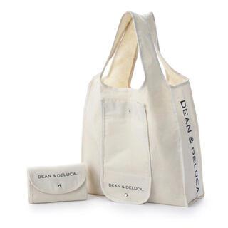 ディーンアンドデルーカ(DEAN & DELUCA)の新品 DEAN&DELUCA ショッピングバック ナチュラル(エコバッグ)