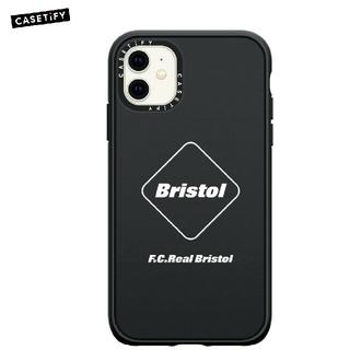 エフシーアールビー(F.C.R.B.)のF.C.Real Bristol BLACK 12 / 12Pro BLACK (iPhoneケース)