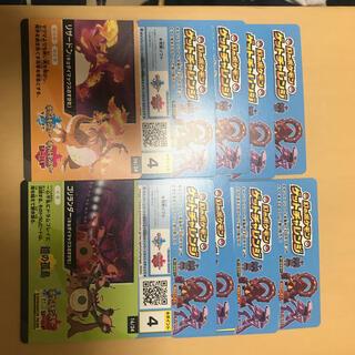 ポケモン(ポケモン)の幻のポケモンGETチャレンジ4ポイント8枚32ポイントセット(シングルカード)