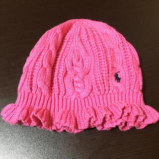 Ralph Lauren - ラルフローレン 子供 帽子