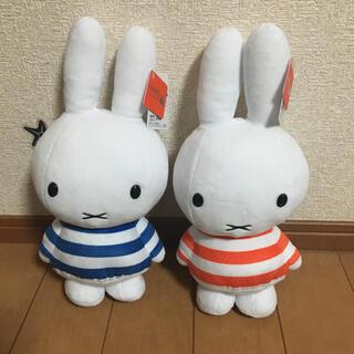 タイトー(TAITO)のミッフィー SLサイズ ぬいぐるみ 2020 summer(ぬいぐるみ/人形)