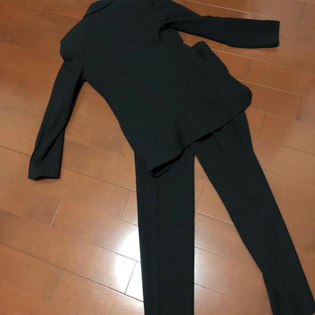 ENRICO COVERI(エンリココベリ)のパンツスーツ レディースのフォーマル/ドレス(スーツ)の商品写真