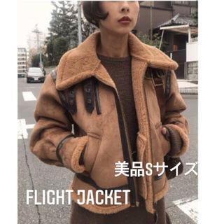 アメリヴィンテージ(Ameri VINTAGE)のameri vintage フライトジャケットSサイズ(その他)