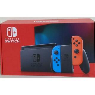 ニンテンドースイッチ(Nintendo Switch)のNintendo Switch 本体 新品(家庭用ゲーム機本体)