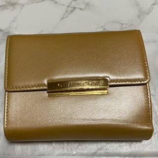 ジバンシィ(GIVENCHY)のGIVECHY 折りたたみ財布 新品 未使用品 (財布)