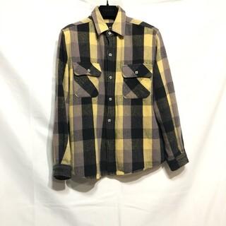 グラム(glamb)のglamb(グラム)ネルシャツ(シャツ)