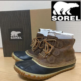 ソレル(SOREL)のSOREL ソレル 22 23 ショートブーツ レディース  キッズ(ブーツ)