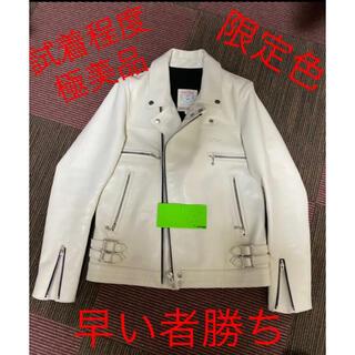アンダーカバー(UNDERCOVER)の希少カラー アンダーカバー ライダース undercover  gyakusou(ライダースジャケット)