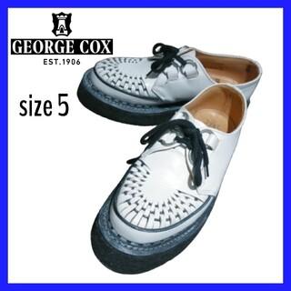 GEORGE COX - 【超美品】ジョージコックス George cox ラバーソール