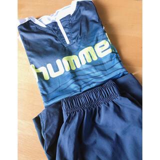 ヒュンメル(hummel)のhummel ヒュンメル サッカー Tシャツ&パンツ ジュニア 140(ウェア)