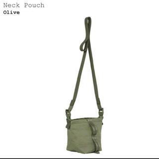 シュプリーム(Supreme)の20FW ネック ポーチsupreme neck pouchシュプリーム(ショルダーバッグ)