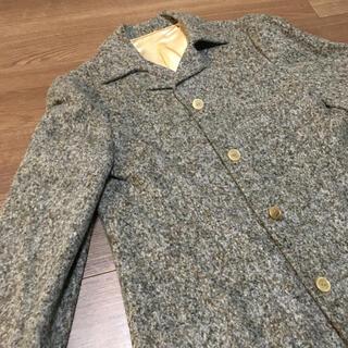 エミスフィール(HEMISPHERE)のHemispheresエミスフェールのアルパカのジャケット(テーラードジャケット)