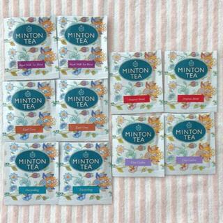 ミントン(MINTON)のミントンティー ミントン 紅茶 10ティーバッグ (茶)
