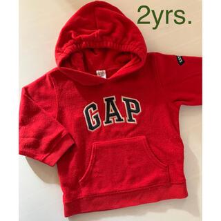 ギャップ(GAP)のGAP 定番フリーズパーカー トレーナー 95(その他)