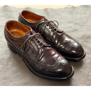 オールデン(Alden)のALDEN Modified LWB Moulded Shoe 別注(ドレス/ビジネス)