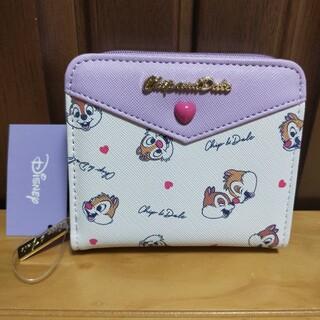チップアンドデール(チップ&デール)の【Disney】チップ&デール2つ折財布(財布)