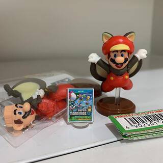 スーパーマリオ チョコエッグ&バーコード(キャラクターグッズ)