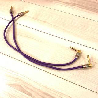 キラキラ様専用 46cm×2、40cm、31cmプロビデンス パッチケーブル(シールド/ケーブル)